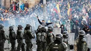 """Colombia: """"¡Nos están matando!"""" Por Ángel Guerra Cabrera"""