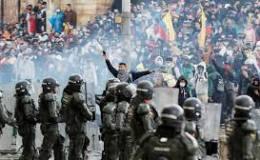 """Colombia: """"¡Nos están matando!"""" Por Ángel GuerraCabrera"""