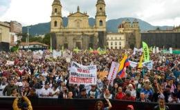 El conflicto social en Colombia. Por NéstorKohan